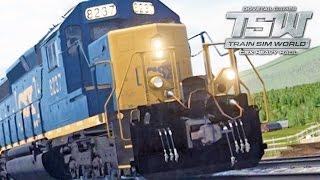 TSW: CSX Heavy Haul - Help at Hyndman
