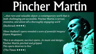 Pincher Martin - a cinematic opera by Oliver Rudland based on the novel by William Golding
