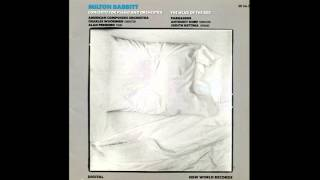 Concerto for Piano and Orchestra (Milton Babbitt)