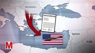 Rumänien und Bulgarien exportieren Waffen an die USA 11.01.2018 - Bananenrepublik