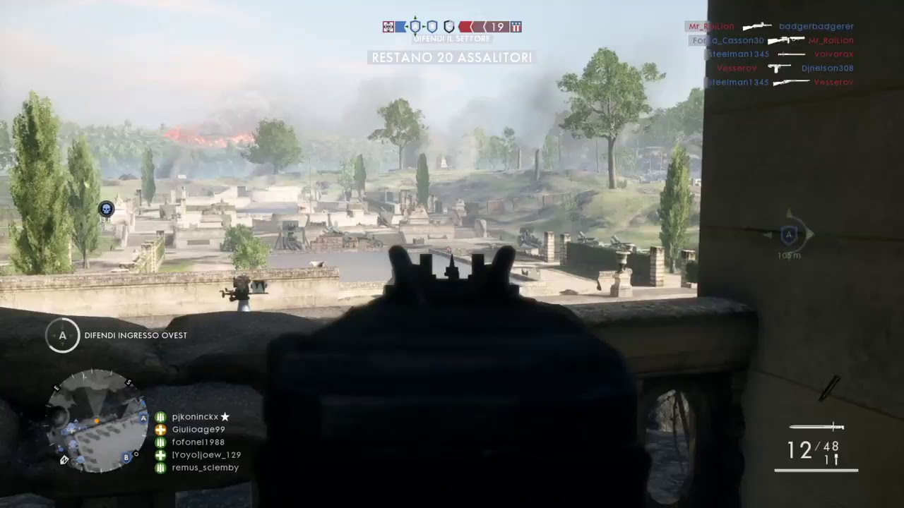 battlefield 1 how to show chat