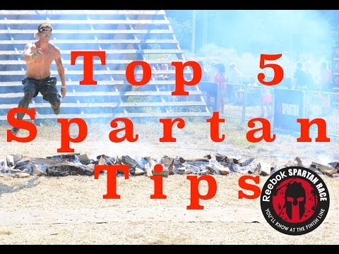 TOP 5 Spartan Race / OCR Tips!!!