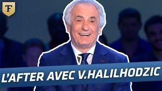 Téléfoot, l'After du 1er avril 2018 avec Vahid Halilhodzic