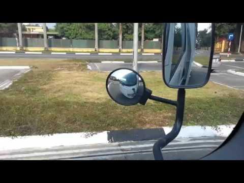 hướng dẫn sát hạch lái xe hạng c