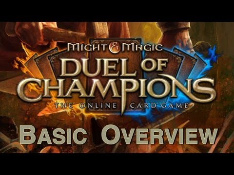 Basic Overview of Might & Magic Duel of Champions