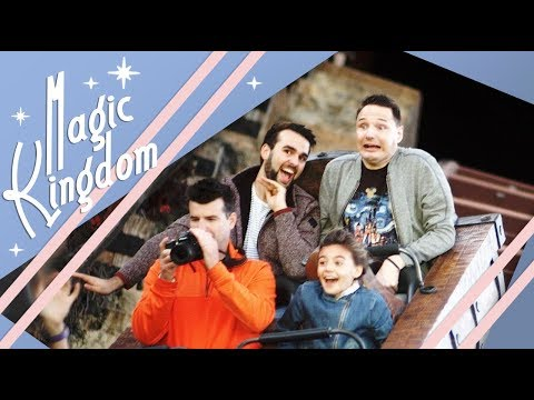 Magic Kingdom | Coronado Springs | Walt Disney World Vlog | October 2017 | Adam Hattan & Gary C