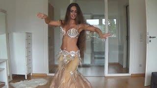 Красивые арабские танцы