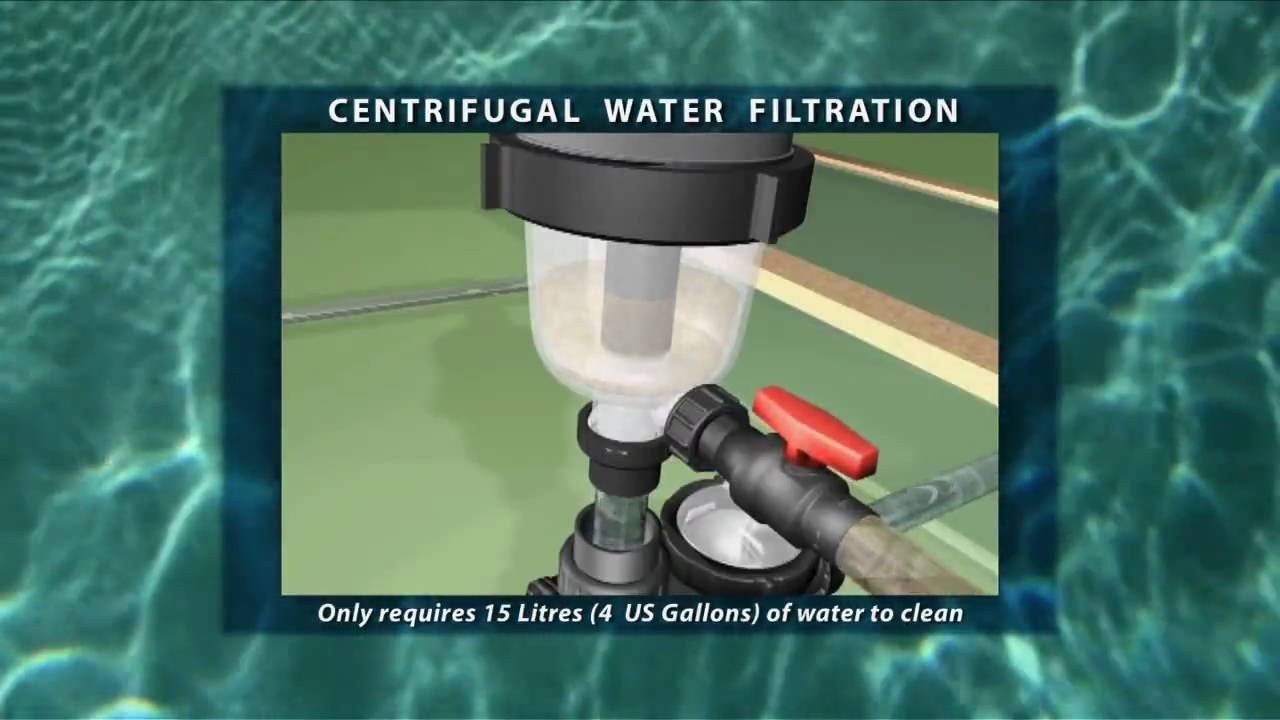 Waterco Multicyclone Centrifugal Water Pre Filtration