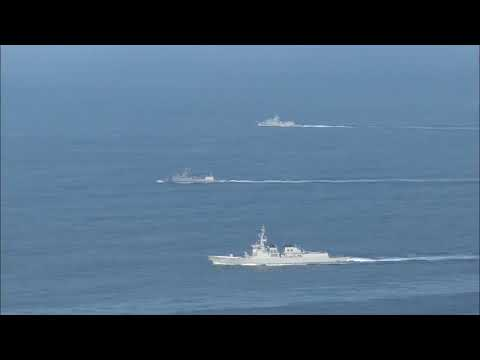 Joint Naval Exercises
