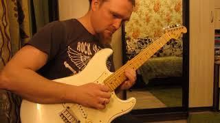 Squier Deluxe Stratocaster (original, pt.1)