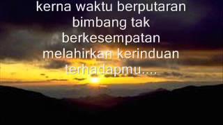 salam terakhir (lirik) Sudirman