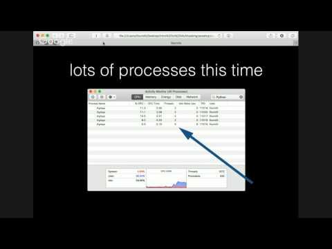 Python Multiprocessing with Brian Schrader
