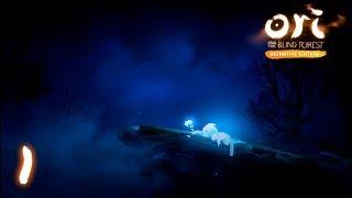 Ori and the Blind Forest прохождение на геймпаде часть 1 Снова сирота