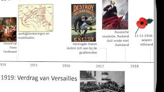 9. De Eerste Wereldoorlog