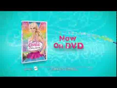Barbie: A Fairy Secret - Official Trailer (HQ)