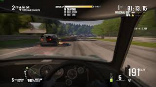 Need For Speed Shift 2 Unleashed DLC Legends Race 12 60s GT Masters Laurel