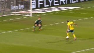 VM-kval: Tobias Hysén 1-0 Sverige - Tyskland (TV4)