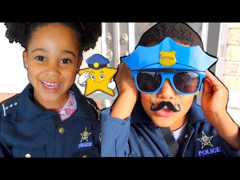 BEST POLICE KID MOMENTS | FamousTubeKIDS