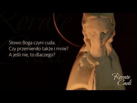 #RorateCaeli - niedziela, 20 grudnia - Słowo Boga czyni cuda