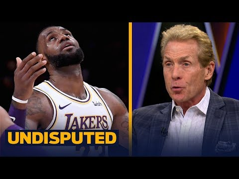 Skip Bayless believes LeBron will use Luke Walton as a scapegoat | NBA | UNDISPUTED