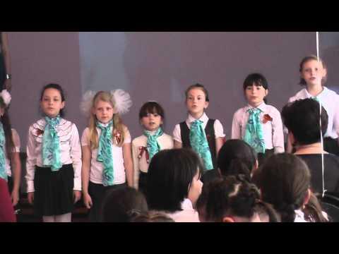 о той весне - детский хор СОШ № 6 г. Астрахань