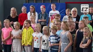Rektorin der Grundschule Loppersum wird verabschiedet