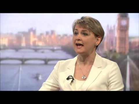 Yvette Cooper: Brexit won