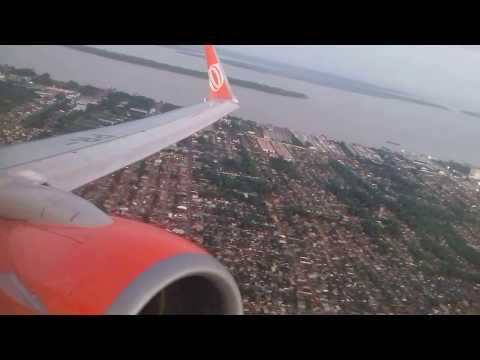 Decolagem GOL B737-800WL em Belém