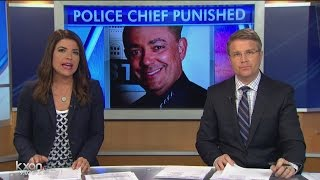 City council caught off guard by reprimand of Chief Acevedo