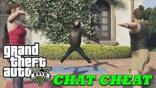 Viewers Control The Cheats/Mods During GTA V Speedrun!