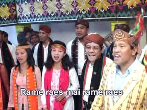 RAME RAES - Pop Manggarai (NTT)