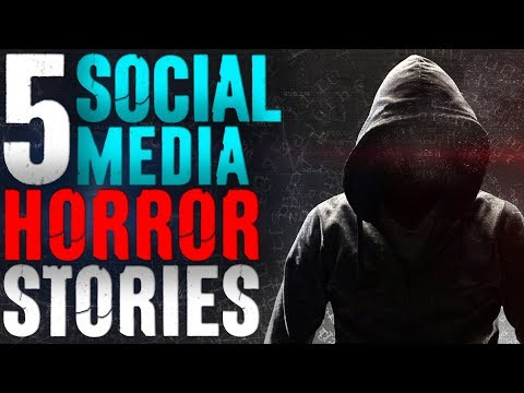 5 HORRIFYING Social Media Stories