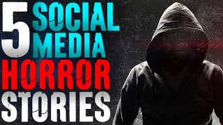 5 HORRIFYING Social Media Stories - Darkness Prevails
