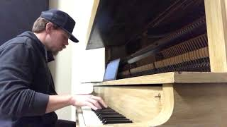 Rick Ross feat. Drake- Gold Roses Piano Cover