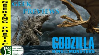 GODZILLA: KING OF THE MONSTERS 2019 MOVIE REVIEW (SPOILERS!)