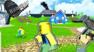 Spielverbot Hammer Simulator ROBLOX