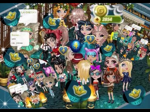 AVATARIA _ VIP PARTY (200 SUBSCRIBERS)