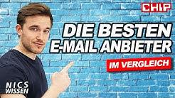Email erstellen- die besten Anbieter im Vergleich | NICs Wissen | CHIP