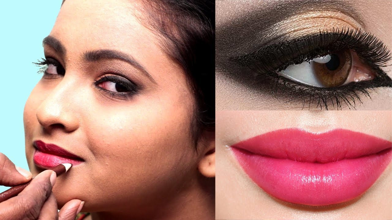 Quick & Easy Makeup for Party (12) - Makeup tips and tricks - Perfect  makeup for beginners