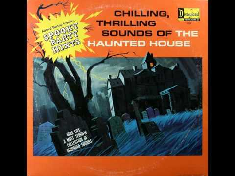 Jake Dill - Disney's Chilling, Thrilling Sounds of the Haunted House