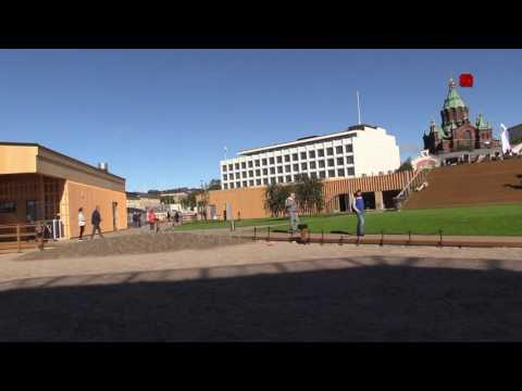 Central Helsinki, Finland