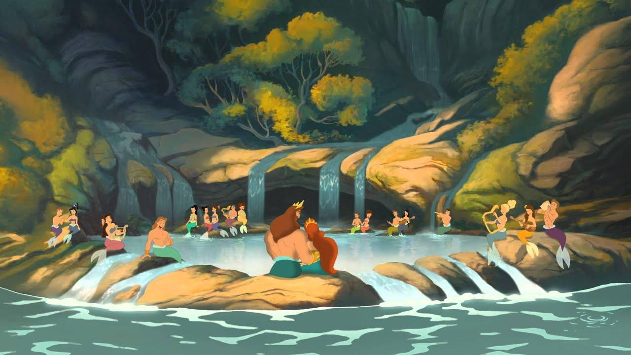 Little Mermaid The Ariel S Beginning Trailer Youtube