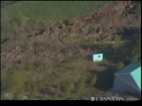 Sinkhole Swallows House, Family Missing