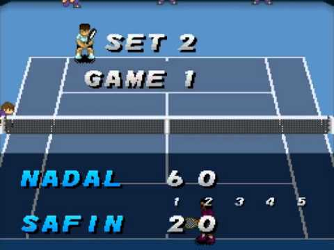 SNESOT Super Tennis WTFL WC A Finals - Nev (ARG) vs Archmedy (BRA)