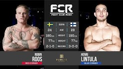 FCR 5: Robin Roos VS Henri Lintula