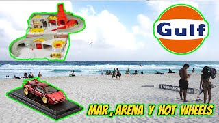 SEA, SAND, HOT WHEELS, DIORAMAS, RED LINE AND MORE, LIVING IN CANCUN MEXICO 2020