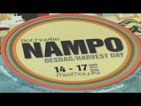 53ste Nampo-oesdag Begin