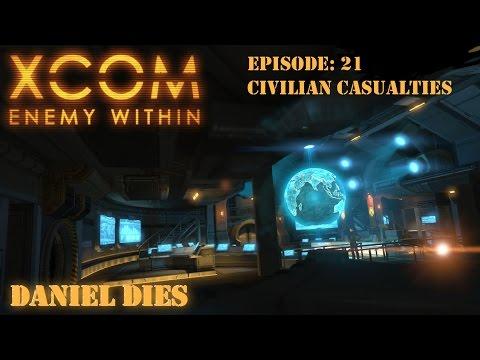 DD: X-COM 21 : Civilian Casualties