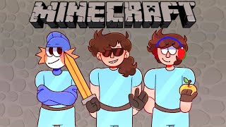 Me And NoahCraft Started A Server!   Minecraft Squads Episode #1