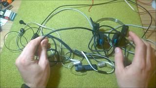 Цифровой микрофон петличка NOKIA WH-203 за 2$